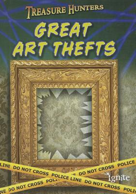 Great Art Thefts By Guillain, Charlotte